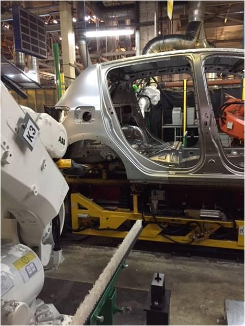 othua industrie automobile