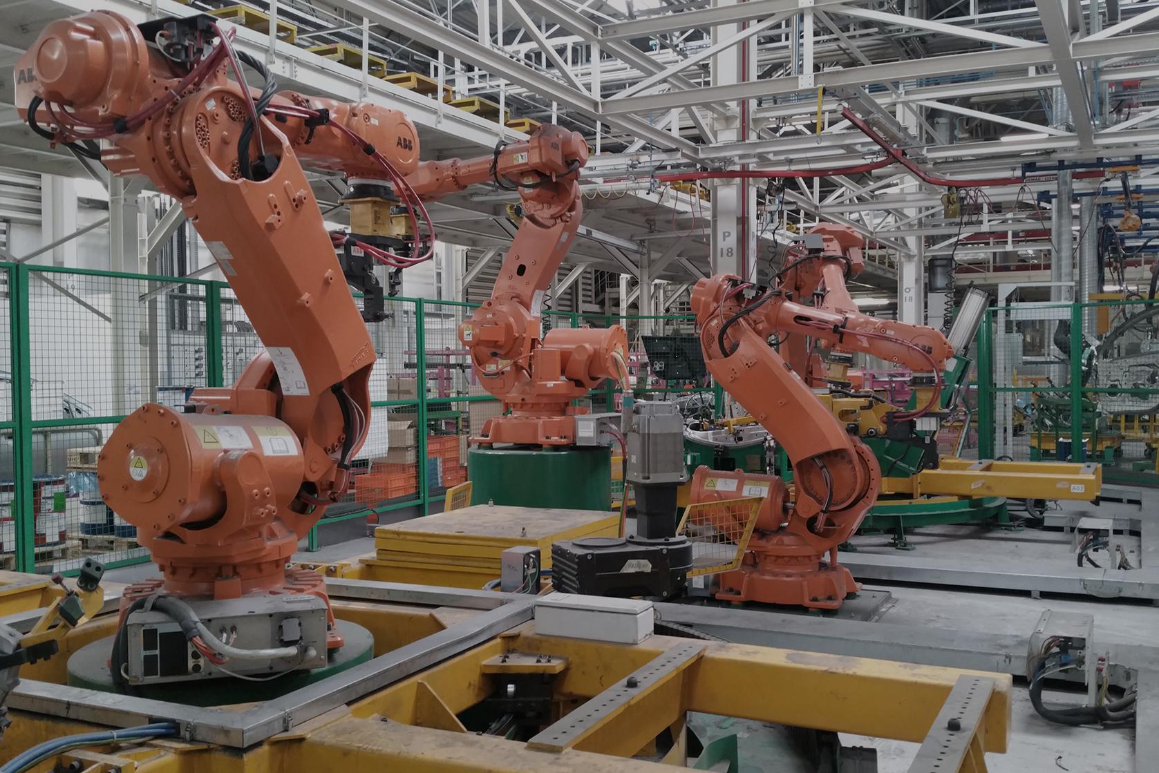 othua bras industriel rouge